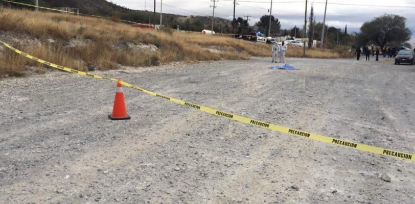 Encuentran cuerpo mutilado en Arteaga