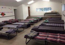 Por el frío, cerca de 500 personas atenidas en albergues municipales de Torreón