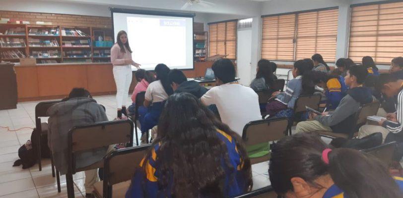 Trabaja Coahuila en la prevención de la violencia escolar