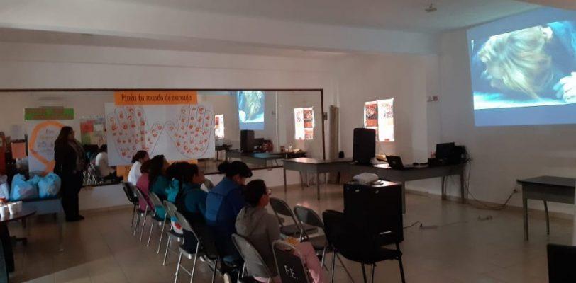 'Cine Debate', una de las acciones por la eliminación de la violencia contra la mujer en Coahuila