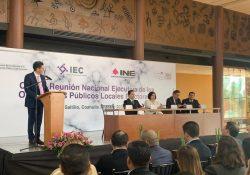 Participan 20 OPLES en la cuarta Reunión Nacional en Coahuila