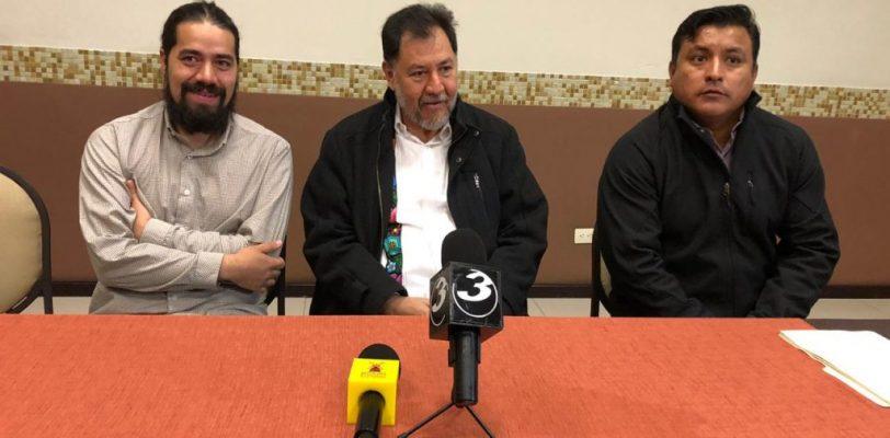 Irresponsable culpar al abuelo por tiroteo en Torreón: Noroña