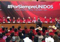 Definirá PRI a sus candidatos a diputados por voto de la militancia