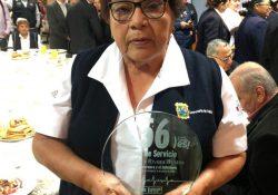 Francisca, una enfermera con vocación de servicio