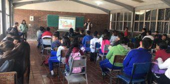 """Con programa """"Brigada en tu Escuela"""", instruirán en temas de educación pública"""