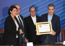 Recibe Coahuila Certificación en Salud por Embajada Francesa