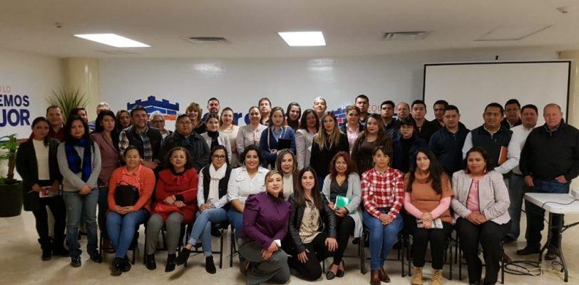 Imparten capacitación a enlaces de Transparencia Municipal en Torreón