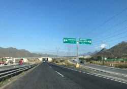 Tiene autopista Saltillo- Monterrey dos focos rojos