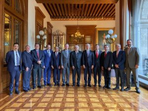 Coahuila dispuesto a apoyar programas federales