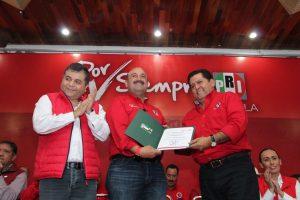 Nombra PRI a Samuel Rodríguez delegado Regional en la Laguna