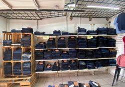 Asegura FGR más de 2 mil prendas falsas en Coahuila