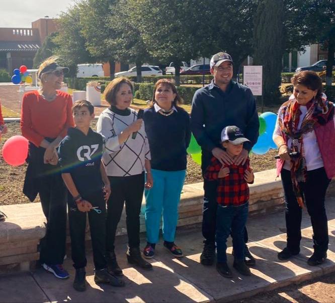 Ciudadanos replican proyectos del Municipio en su colonia
