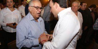 Brindan último adiós al empresario Luis Horacio Salinas Aguilera