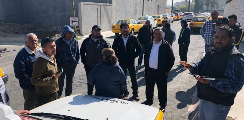 Denuncian taxistas a banda de ladrones que opera al Oriente de Saltillo