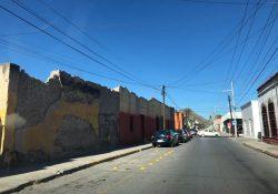 Por el riesgo, propone PC derribar casas antiguas protegidas por el INAH