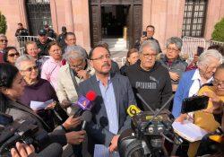 Exigen se investiguen denuncias contra dirigentes de la Sección 38