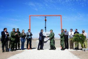 Continúa blindaje en Coahuila; se construye cuarto megacuartel