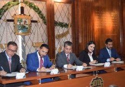 Firman convenio Poder Judicial y Universidad Vizcaya