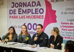 Convoca Coahuila a participar en Feria de Empleo para Mujeres en Torreón