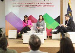 Primer Foro Estatal por la Igualdad y la no Discriminación: Hacia los Derechod de las Mujeres Universitarias