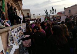 Pide ICM denunciar a los agresores del Muro de la Vergüenza