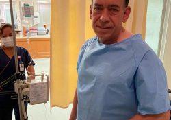Humberto Moreira comparte mejoría en su salud tras sufrir infarto