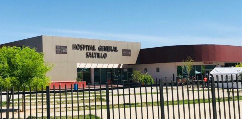 Piden enfermeros del Hospital General de Saltillo se considere su labor como de alto riesgo