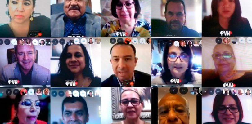 Diputados del Congreso de Coahuila sesionan de forma virtual por Covid-19