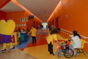 El CRIT Coahuila atiende alrededor de 970 niños de Saltillo y a 26 mil provenientes de otros municipios.