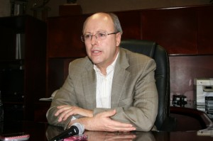 Luis Alfonso Carrillo González, director del Hospital Universitario dejó en claro que el ISSSTE cubrirá la deuda la próxima semana.