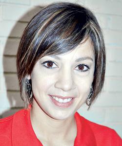Sonia Villarreal, Secretaria de la Mujer