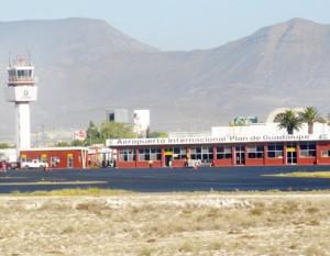 Aeropuerto Plan de Guadalupe en Ramos Arizpe