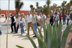 Supervisa Gobernador remozamiento de la ex Hacienda de Guadalupe