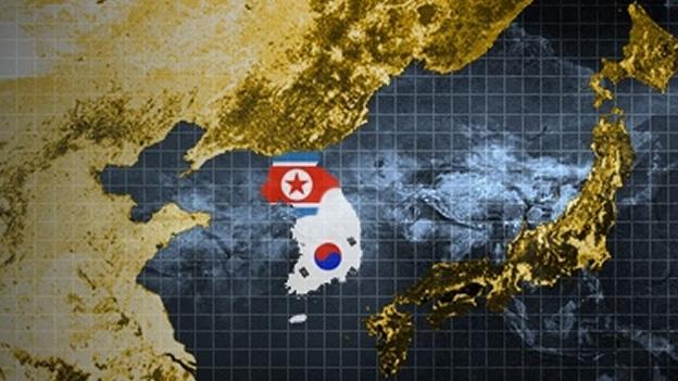 corea-del-norte-corea-del-sur-pennsula-coreana