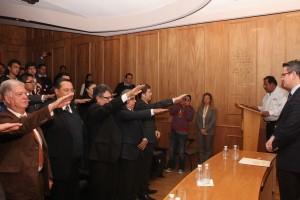Toma Protesta rector al Consejo Directivo de la Facultad de Jurisprudencia