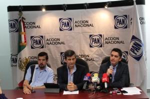 Rueda de prensa Luis Fernando Salazar