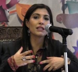 Ana Sofía Camil, secretaria de Cultura