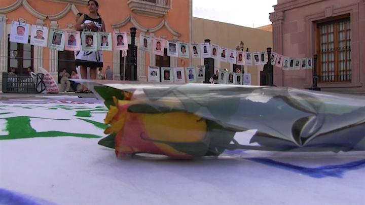 ¡Nada que festejar! Madres de desaparecidos en México