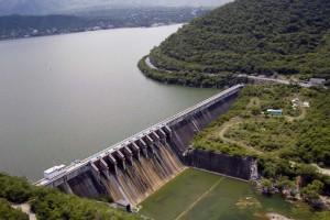 Lluvias incrementan el nivel de algunas de las presas más grandes de México