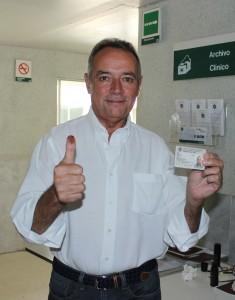 Ernesto Saro Boardman, candidato del PAN a la alcaldía de Ramos Arizpe