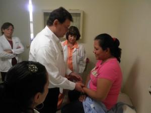 Secretaría de Salud supervisa y evalúa hospitales