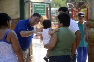 Promoverá Isidro deporte en colonias