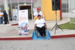 Estacionamientos discapacitados
