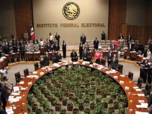 Presupuesto IFE 2014