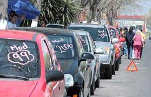 """Regularizaciónde vehículos """"chocolates"""" dejarían derrama económica de más 10 mil mdp"""