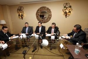 Firma convenio con la CNDH