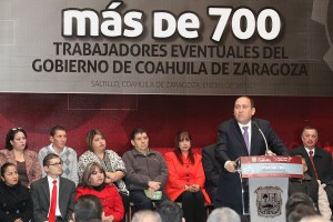 Formalizacion y seguro social para 700 trabajadores