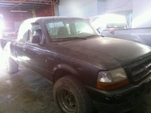 Recuperan en Coahuila 13 vehículos robados