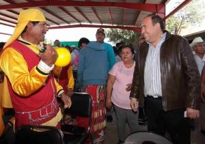 Entrega de Apoyos en Emiliano Zapata- Viesca, Coahuila