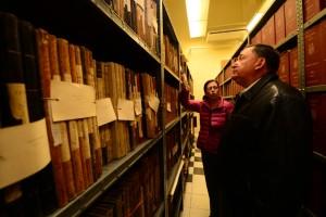 Buscan para Saltillo mejorar su Archivo 6